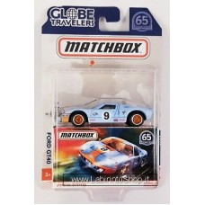 Matchbox - 65th Anniversary - Globe Travelers - Ford GT40