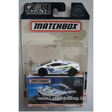 Matchbox - 65th Anniversary - Globe Travelers - Lamborghini Gallardo