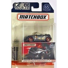 Matchbox - 65th Anniversary - Globe Travelers - Mini Cooper S Cabiolet