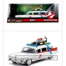 Jada Metals Die - Hollywood Rides - Ghostbusters - Ecto-1