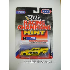 Racing Champions Mint 2017 Matt Hagan NHRA Funny Car Version A