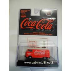 M2 - 1/64 - Coca Cola - 1960 VolksWagen Delivery Van