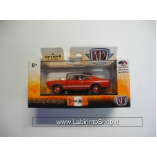 M2 - 1/64 - Detroit-Muscle - 1969 Plymounth Barracuda Formula S 340