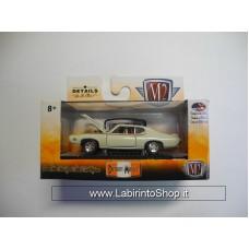M2 - 1/64 - Detroit-Muscle - 1969 Pontiac GTO Judge