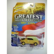 Johnny Lighting - The Greatest Generation - WWII German Kubelwagen