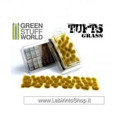 Green Stuff World Grass TUFTS - 6mm self-adhesive - Beige