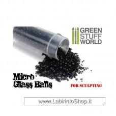 Green Stuff World Mixed Micro Glass Balls (0.5-1.5mm)