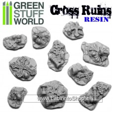 Green Stuff World Celtic Crosses