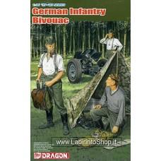 Dragon 1/35 German Infantry Bivouac