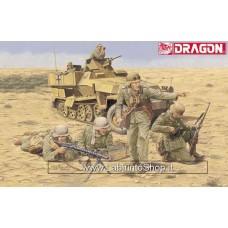 Dragon 1/35 Afrika Korps Panzergrenadier El Alamein 1942