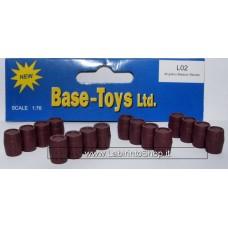 Base Toys - L02 36 Gallon Medium Barrels