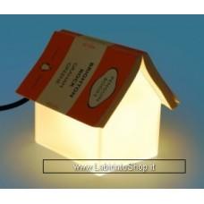 Bookrest Lamp - Luce Notturna e Segnalibro