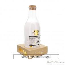 Milk Bottle Light - Luce Led Notturna