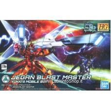 Jegan Blast Master (HGBD) (Gundam Model Kits)