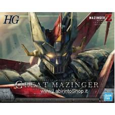 Great Mazinger (Mazinger Z: Infinity Ver.) (HG) (Plastic model)