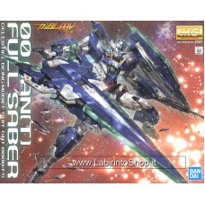 00 QAN[T] Full Saber (MG) (Gundam Model Kits)