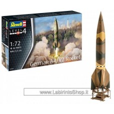 Revell - 1/72 - German A4/V2 Rocket (Plastic Model Kit)
