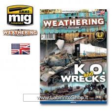 Ammo Mig: Weathering Magazine n°9 k.o. and Wrecks