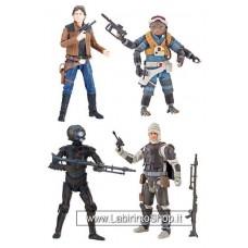 Star Wars Black Series Action Figures 2018 Wave 6 Assortment (8)