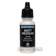 Vallejo 70.540 Matt Medium 17ml
