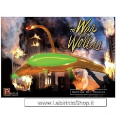 Pegasus 9001 War of the Worlds (1953) Martian War Machine 1/48 Scale Plastic Model Kit