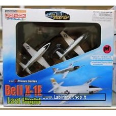 Dragon 51038 Bell X-1a Scale 1:144 Experimental Flight Program Plastic Model Assembled and Painted 1/144