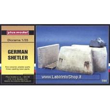 Plus Model 044 - German Shetler 1/35