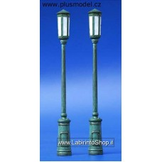 Plus Model 052 - Street Lamp Set 1 1/35
