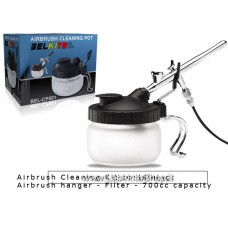 Belkits Airbrush Cleaning Pot