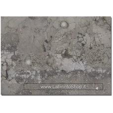 Busch - 7416 - Decor Sheets 210x148 Asphalt