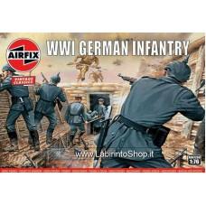 Airfix - 1/76 - Vintage Classics - WWI German Infantry