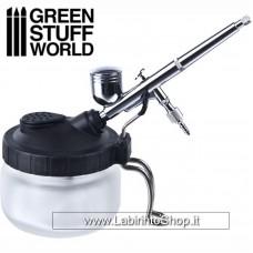 Green Stuff World Airbrush Cleaning Pot