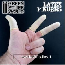Green Stuff World Latex Fingers
