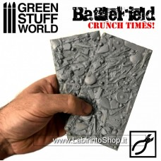 Green Stuff World Battlefield Plates - Crunch Times!