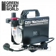 Green Stuff World Airbrush Compressor