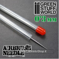 Green Stuff World Airbrush Needle 0.3mm