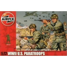Airfix - 1/72 - WWII U.S. Paratroopers