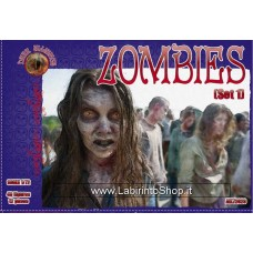 Dark Alliance ALL72023 Zombies set 1 1/72