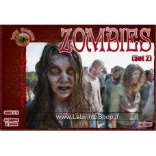 Dark Alliance ALL72023 Zombies set 2 1/72