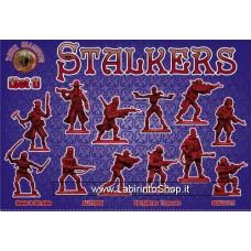 Dark Alliance ALL72039 Stalkers. Set 1 1/72