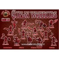 Dark Alliance ALL72041 Goblin Warriors Set 2 1/72