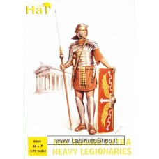 HAT 8064 Imperial Roman Extra Heavy Legionaries 1/72