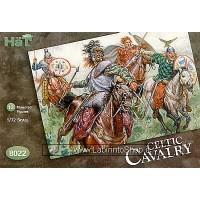 HAT HAT8022 - Celtic cavalrymen 12 Mounted 1/72