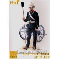 HAT HAT8210 Colonial Artillery 4 x set 1/72