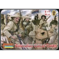 Strelets - 166 WWI Australian Camel Corps 1/72