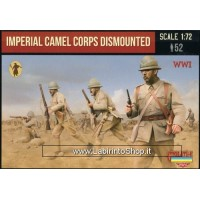 Strelets - M123 WWI Imperial British Camel Corps Dismounted 1/72
