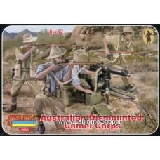 Strelets - M131 WWI Australian Camel Corps Dismounted 1/72