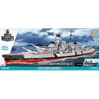 Cobi World of Warships Battleship Bismarck