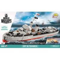 Cobi World of Warships ORP Błyskawica