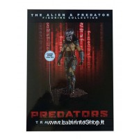Alien Predator Figurine Collection Tracker Predator 1/16